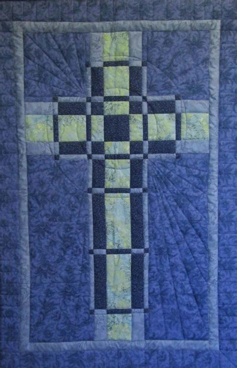 quilt pattern cross woven cross quilt pattern hq 221 intermediate wall hanging