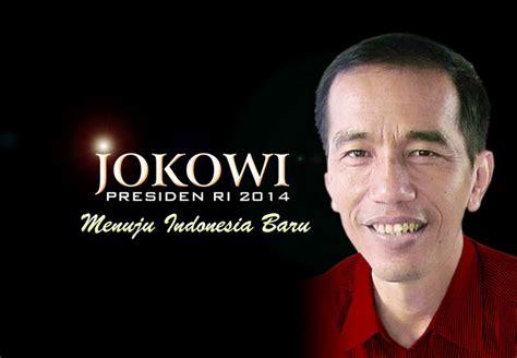 biodata jokowi presiden indonesia jokowi presiden indonesia terpilih yang ke 7 profil dan