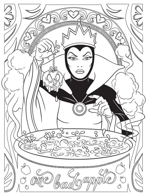 disney coloring pages gone wrong 17 best images about snow white on pinterest