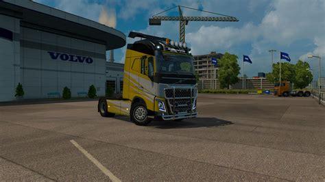 volvo trucks technical support ets2 volvo fh540 2013 v4 2 1 22 x simulator modification