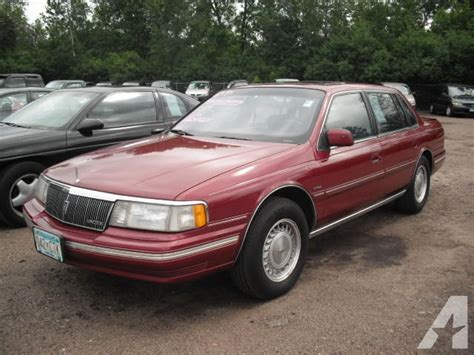 how to learn about cars 1989 lincoln continental mark vii regenerative braking lincoln continental 83px image 3