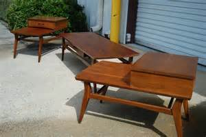 the design enthusiast vintage mersman tables