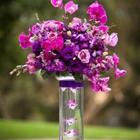 plum wedding centerpieces purple centerpieces plum lilac lavender wedding