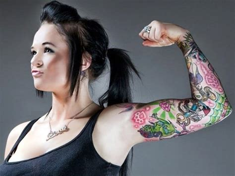 tattoo arm vrouw sleeve alternative tattoos womens sleeve tattoos