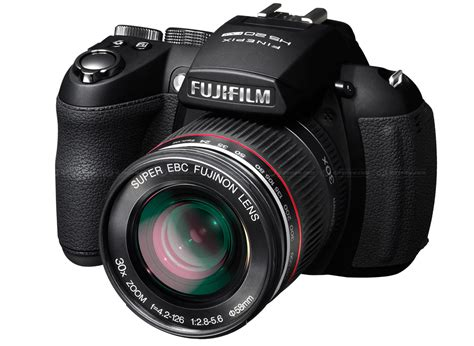 kamera fujifilm finepix hs exr fujifilm unveils finepix hs20 exr advanced superzoom
