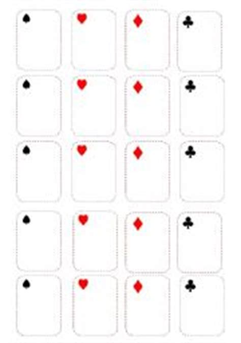 blank go fish card template best photos of go fish template free fish printables
