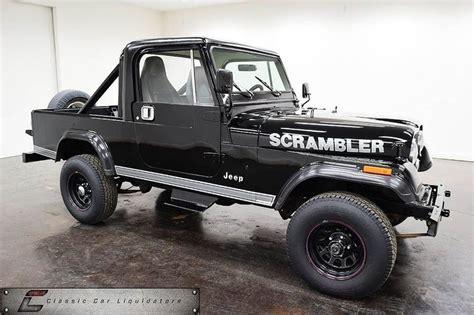 vintage jeep scrambler best 25 jeep scrambler for sale ideas on jeep