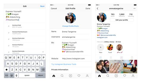 introducing hashtag  profile links  bio instagram