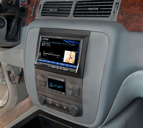 how cars run 2006 chevrolet silverado navigation system car stereo gets you a sneak peak at new alpine products at ces 2012 car stereo reviews