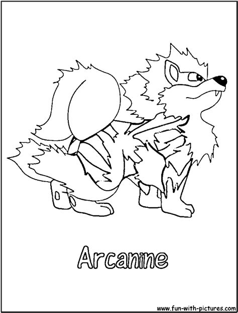 pokemon coloring pages rapidash pokemon arcanine coloring pages images pokemon images