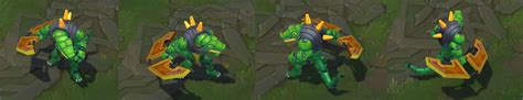 pug maw skin 2017 april fools skins pug maw renektoy moo cow alistar and kennen the