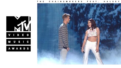 chainsmokers video closer the chainsmokers closer live from the 2016 mtv vmas ft