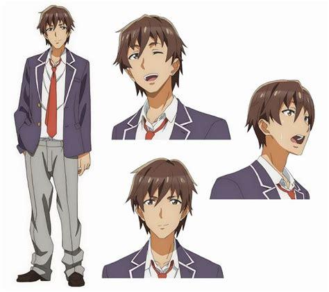 anime gamers gamers anime character visual tasuku uehara 001