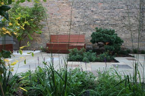 backyard meditation gardens meditation garden asian landscape chicago by