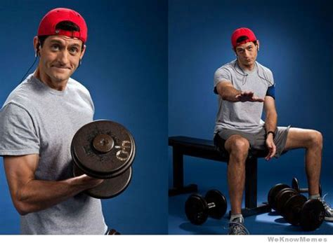 Paul Ryan Workout Meme - how paul ryan connects with today s kids weknowmemes