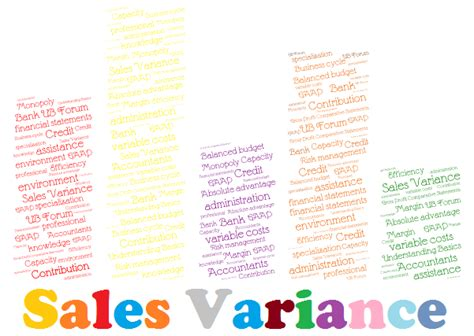 Explanation Letter For Variance Sales Variances Understanding Basics