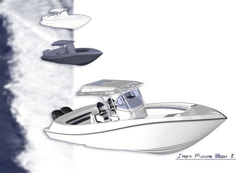 sport fishing boat blueprints boat blueprints boat building plans for free 25 best