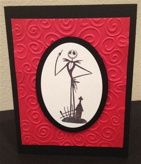Nightmare Before Birthday Card Details About Nightmare Before Christmas Jack Skellington