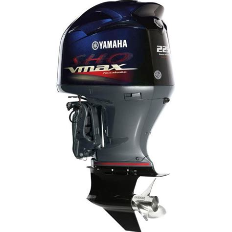 Suzuki Outboard Fuel Consumption Yamaha 250 Hp V Max Sho Outboard Motor Four Stroke Outboard