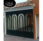 Puertas Canceles Portones Herreria Guadalajara Portal