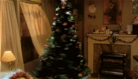spinning christmas tree gifs find share on giphy
