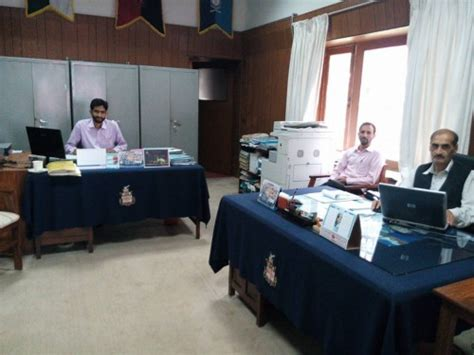 Admissions Office by Contact Admissions College Ghora Gali Murree