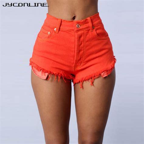 jyconline denim shorts 2017 casual