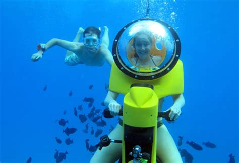 water scooter hawaii cruiseportinsider nassau on your own