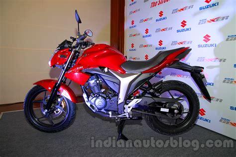 Suzuki Gixxer Launch Date In India Suzuki Gsx R 150 Faired Gixxer Rendered