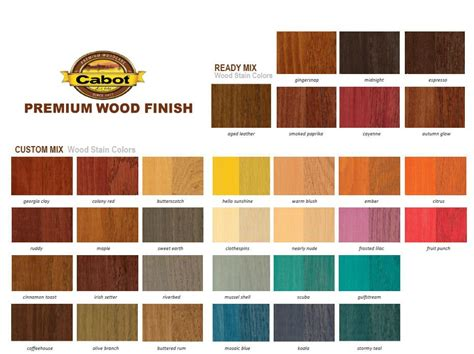 woodwork colorful wood stain pdf plans
