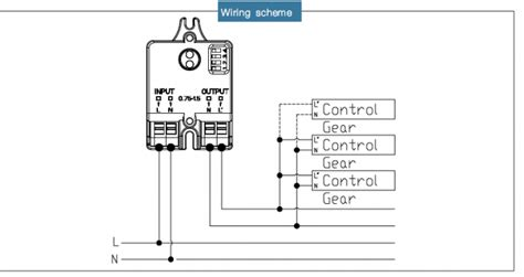 wiring diagram for daylight switch k