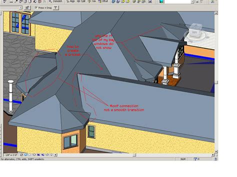 design woes revitcity com roof design problems
