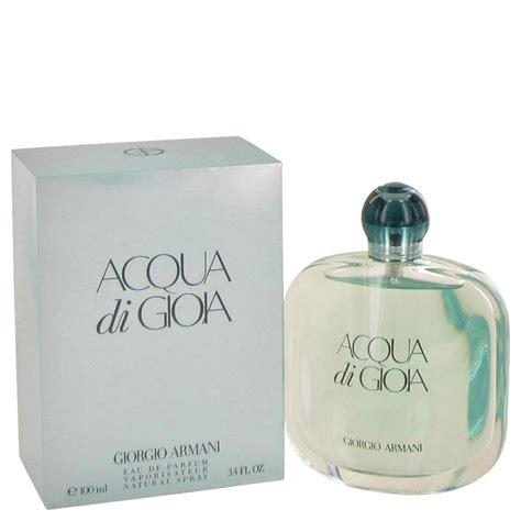 Harga Parfum Giorgio Armani Aquatic aqua acqua di gioia perfume edp 3 4 oz by giorgio armani