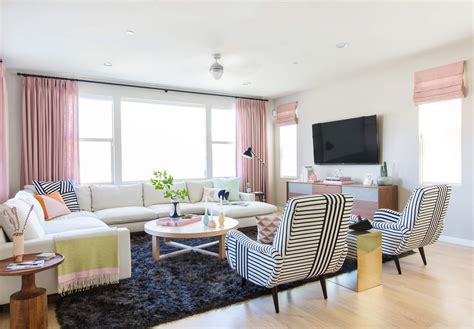 living room thesaurus the design milk family room reveal emily henderson
