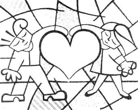 romero britto coloring pages coloring pages
