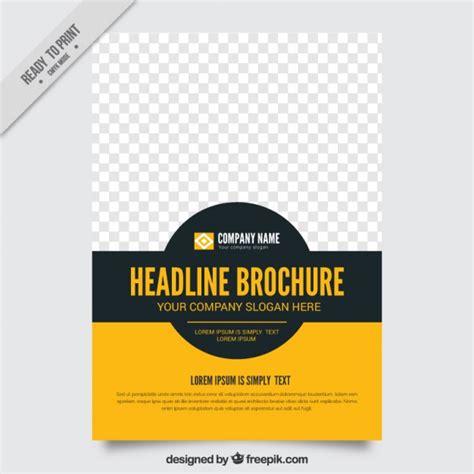 free tri fold brochure templates 300 sample brochures examples