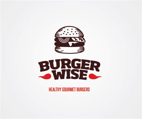 burger logo design 73 cool burger logo design inspiration