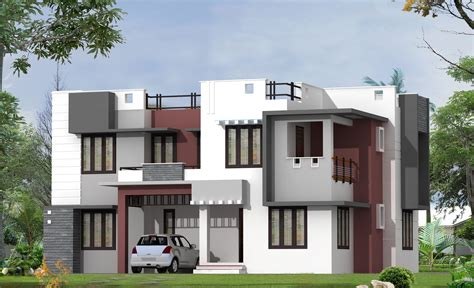 elevation home design ta house front elevation design for double floor theydesign