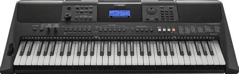 Keyboard Roland Yamaha yamaha psr ew400 intermusic pro