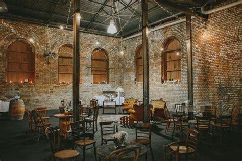 Wedding Arch Hire Glasgow by Walka Water Works Industrial Style Wedding Venue Australia