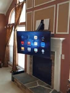 tv in front of fireplace tv mounting ideas charlotte home theater wireless whole