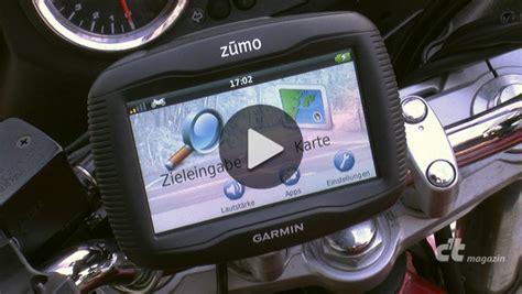 Motorrad Navi Test Garmin Zumo 390lm by Motorrad Navi Garmin Zumo Lm 390 Lm C T Magazin