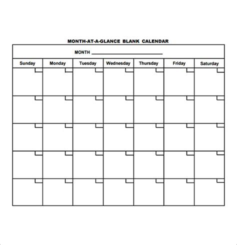 easy calendar template planning calendar template 8 free documents in pdf
