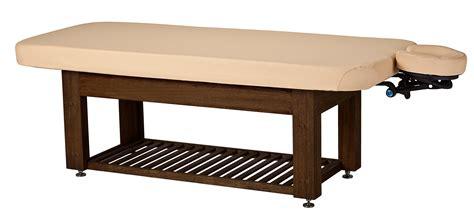 napa la mer spa and salon table teak base living earth