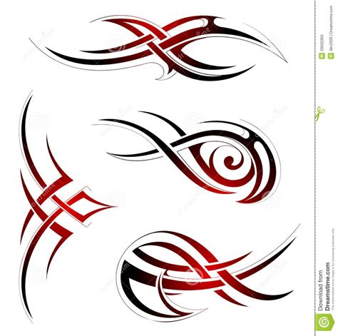 design art styles tribal art stock photo image 33020360