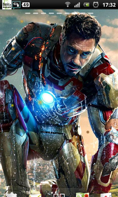 iron 3 live wallpaper apk free iron 3 live wallpaper 1 apk for android getjar