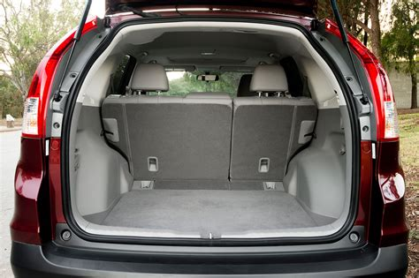 Crv Interior Space by 2013 Honda Cr V Cargo Space 307739 Photo 5 Trucktrend