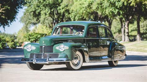 1942 lincoln zephyr sedan s140 1 dallas 2016