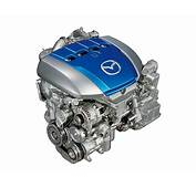 Mazda Previews SKY Family Of Next Generation Engines