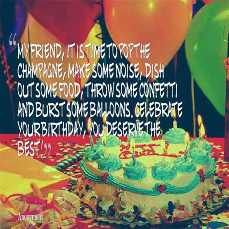 Birthday Quotes Friends Birthday Quotes For Friends Quotesgram